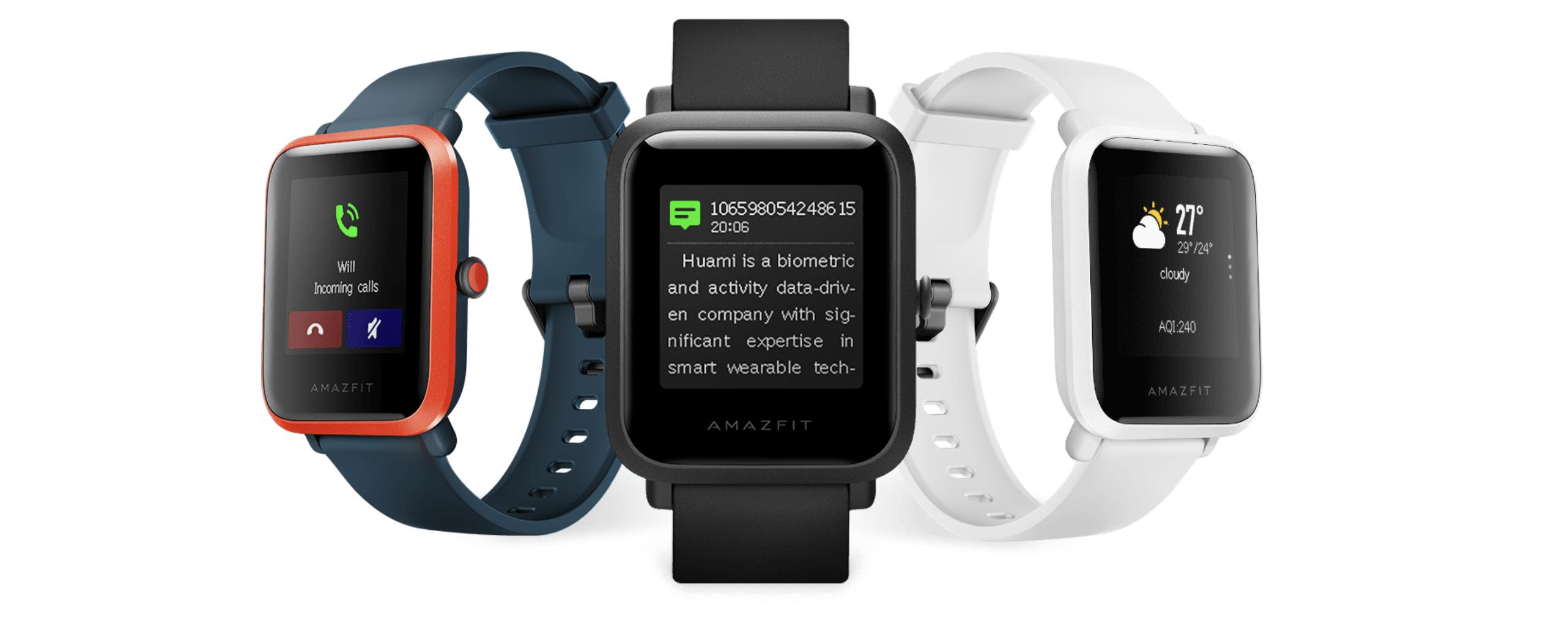 Amazfit Bip S - może takiego smartwatcha szukacie?