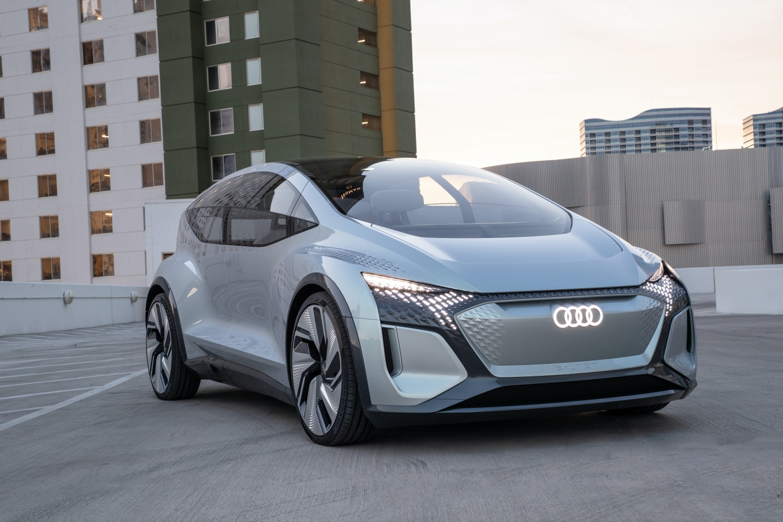 Audi na CES: inteligentne samochody i wyświetlacz head-up w 3D 19