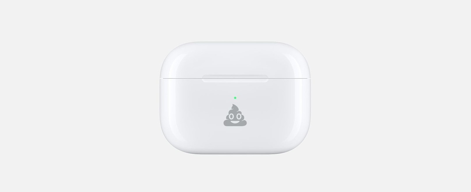 Na etui od AirPods wygrawerujesz już nie tylko tekst, ale i emoji 22