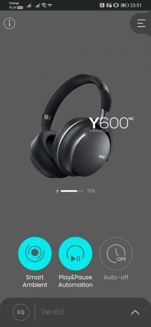 AKG Y600NC - mistrzowskie na zewnątrz, solidne wewnątrz (recenzja)