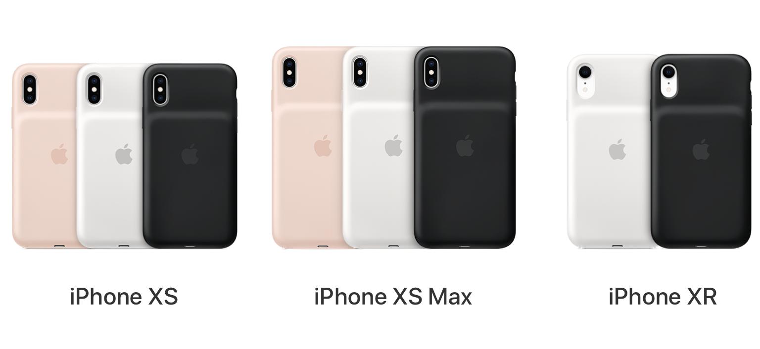 Apple ogłasza program naprawczy dla etui Smart Battery Case 18