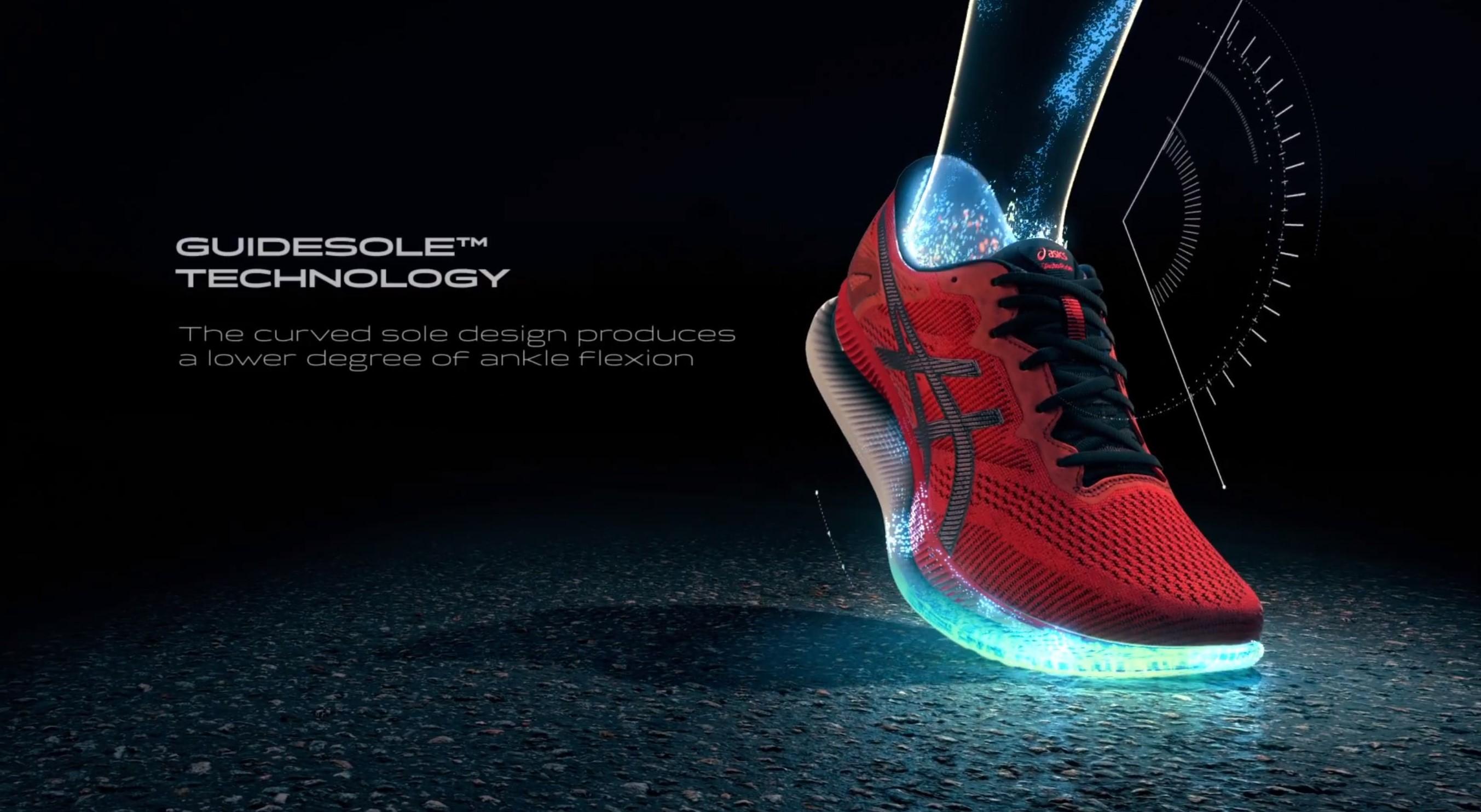 Asics wyprodukuje inteligentne buty wyposażone w czujniki ruchu, drgań i ciśnienia powietrza