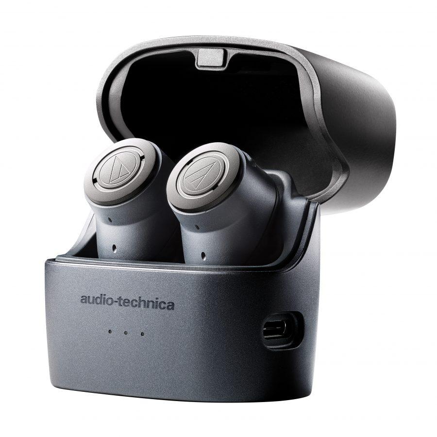 ATH-ANC300TW - debiut Audio-Technica na rynku słuchawek True Wireless z ANC
