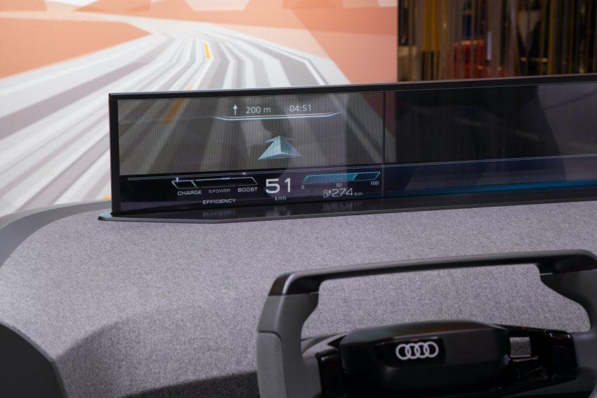 Audi na CES: inteligentne samochody i wyświetlacz head-up w 3D 21