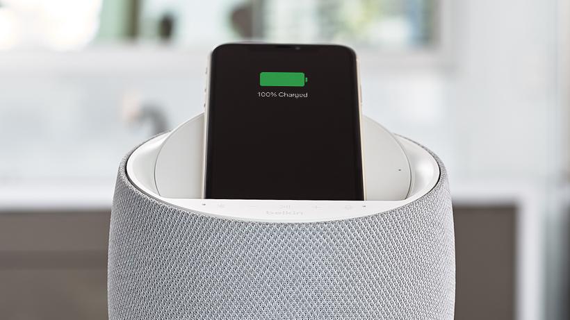 Belkin Soundform Elite - głośnik z Asystentem Google i ładowarką indukcyjną 19