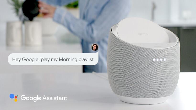 Belkin Soundform Elite - głośnik z Asystentem Google i ładowarką indukcyjną 18