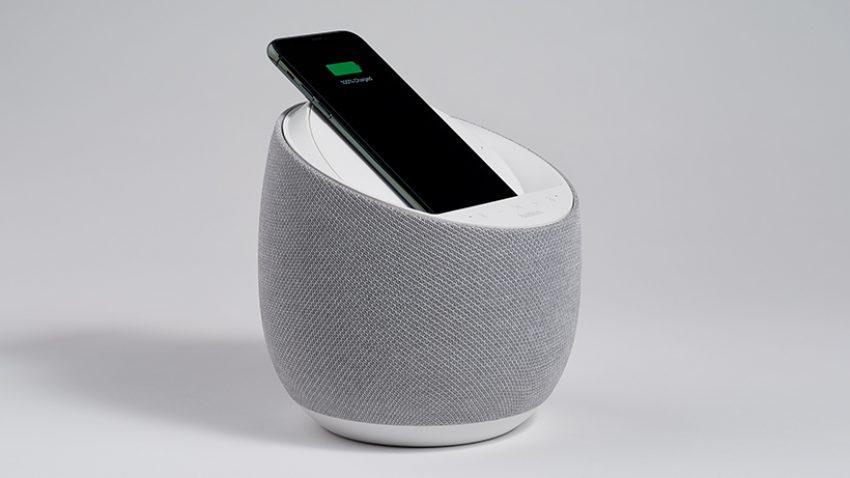 Belkin Soundform Elite - głośnik z Asystentem Google i ładowarką indukcyjną 20