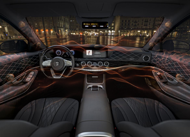 Continental i Sennheiser: system audio w samochodzie bez klasycznych głośników