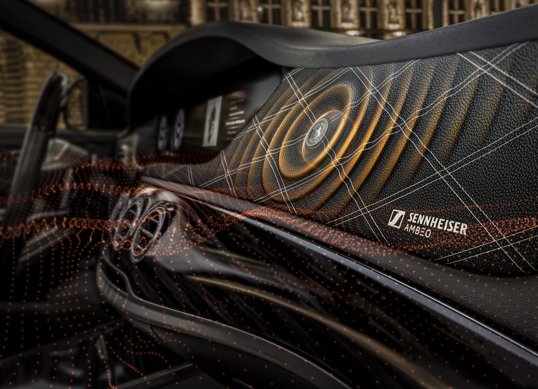 Continental i Sennheiser: system audio w samochodzie bez klasycznych głośników 27