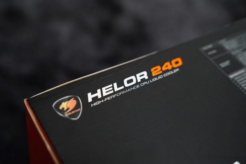 COUGAR HELOR 240 - recenzja wydajnego drapieżnika
