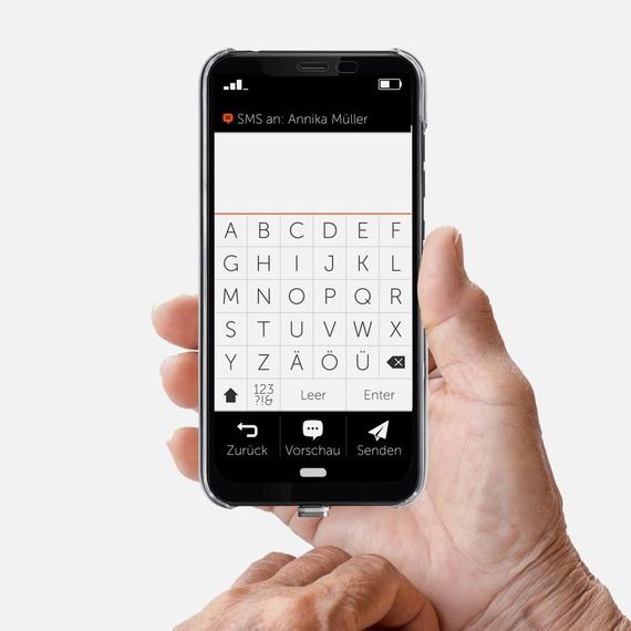smartfon Gigaset GS195 LS