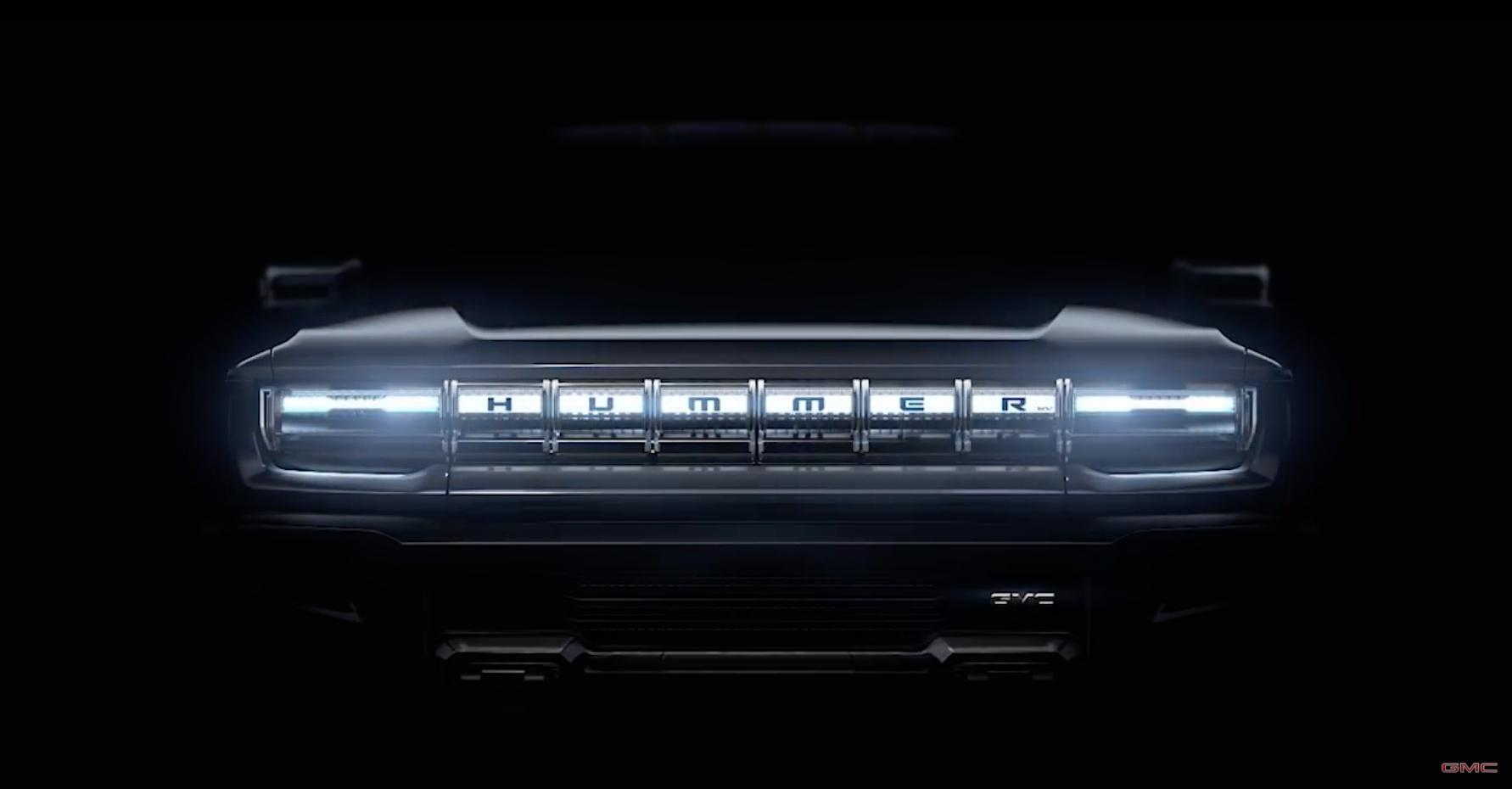 Elektryczny Hummer – zaletą mają być nowe akumulatory Ultium