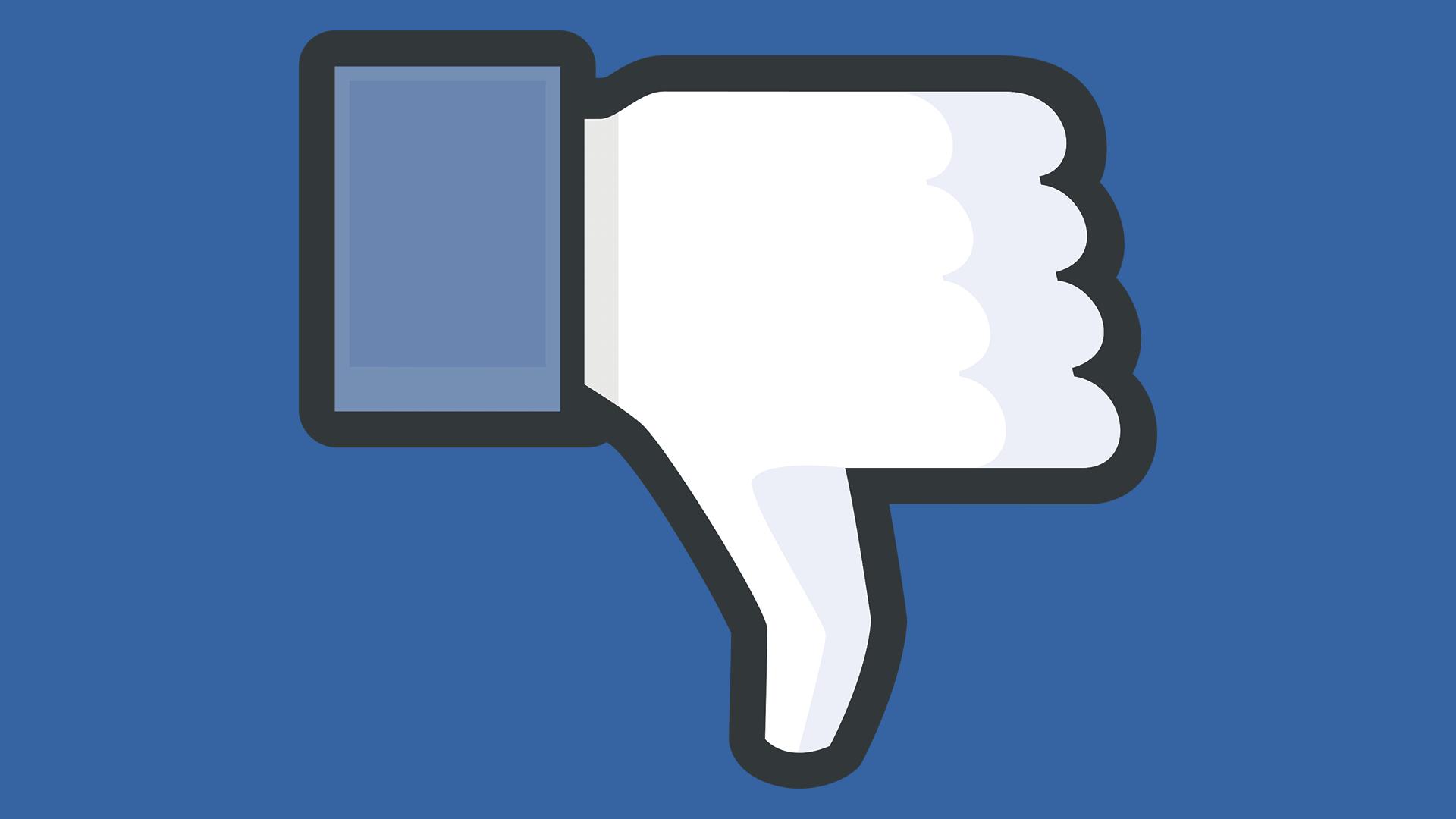 Ogromna awaria! Facebook, Messenger i Instagram nie działają! 17 Facebook