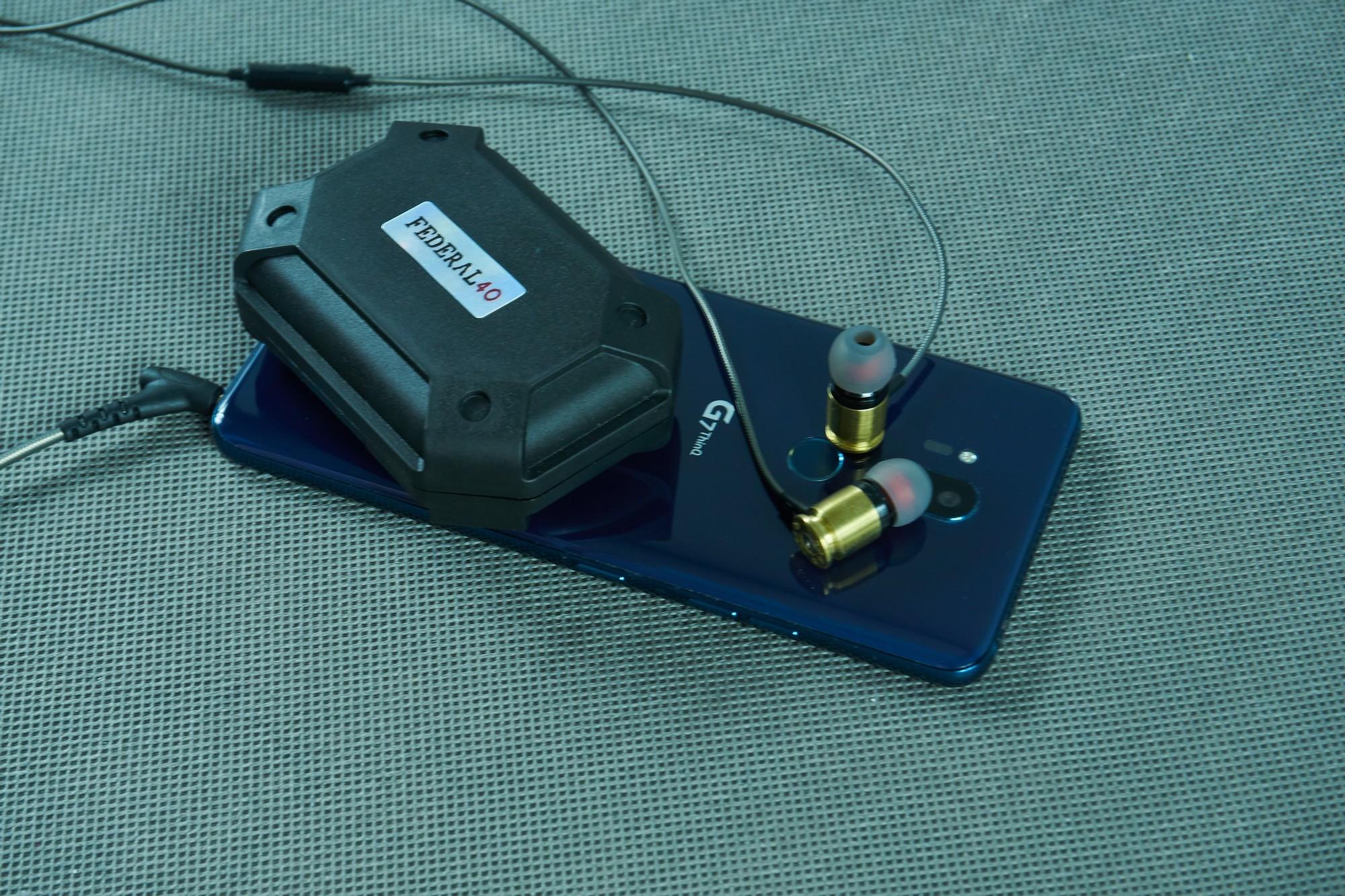 Federal 40 Sicario - recenzja wystrzałowych słuchawek dokanałowych 31