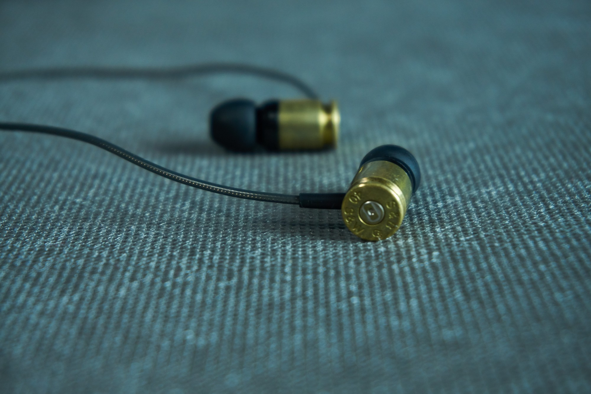Federal 40 Sicario - recenzja wystrzałowych słuchawek dokanałowych 36