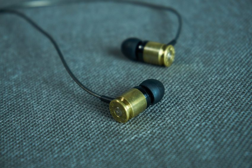 Federal 40 Sicario - recenzja wystrzałowych słuchawek dokanałowych 23