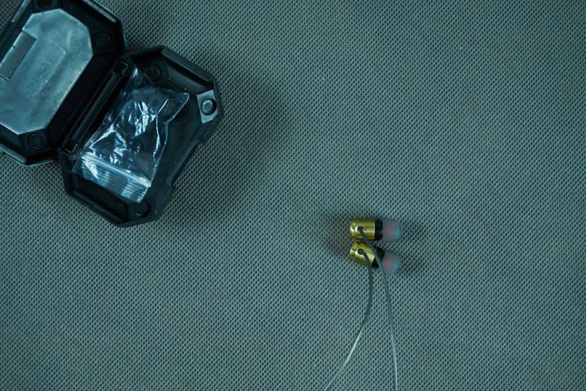 Federal 40 Sicario - recenzja wystrzałowych słuchawek dokanałowych 21