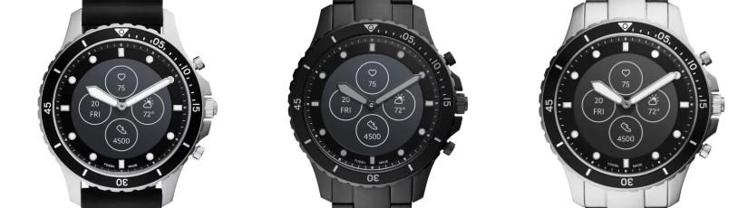 Grupa Fossil na CES 2020: nowe wzory i modele zegarków z Wear OS
