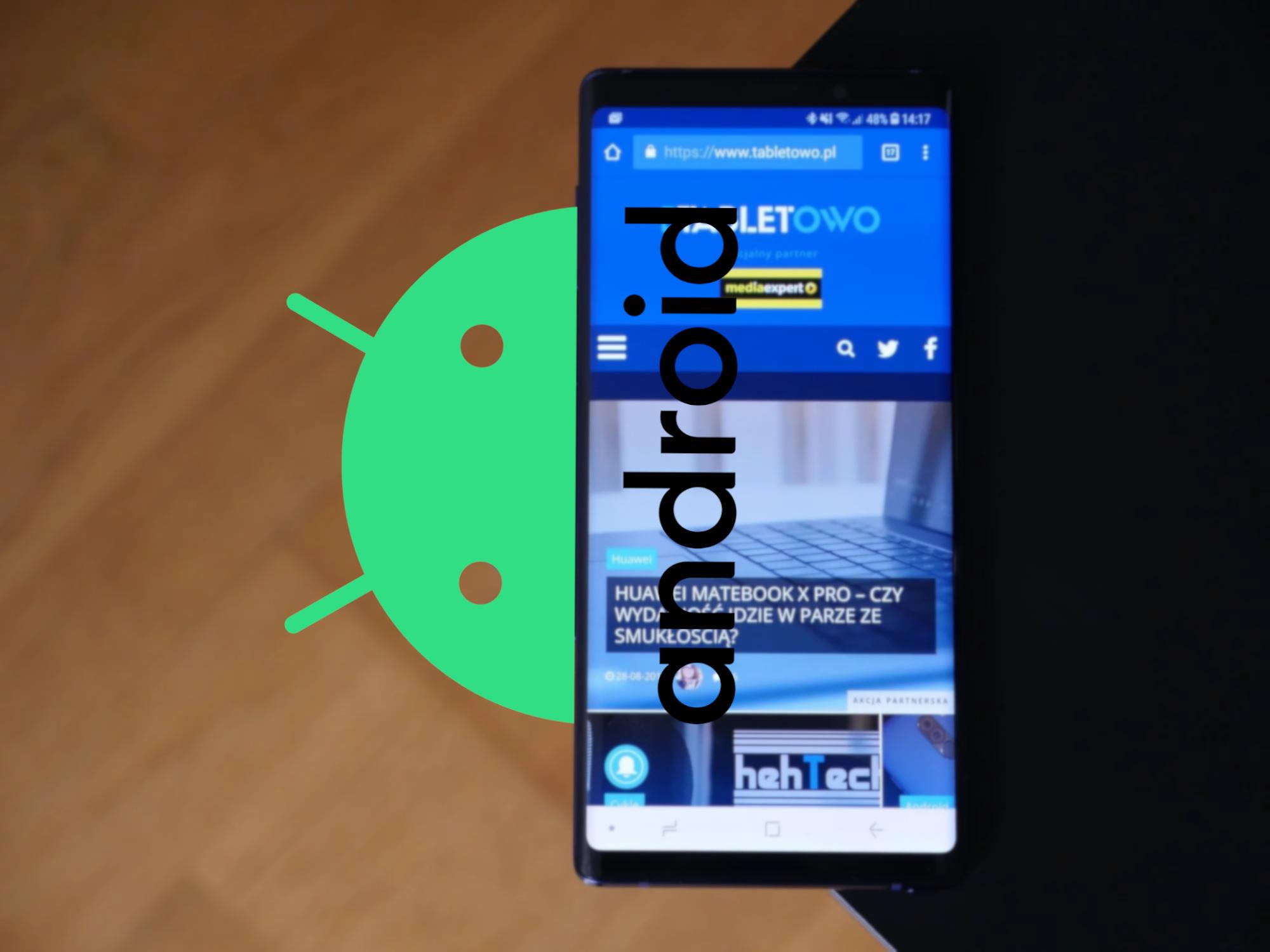 Samsung Galaxy Note 9 z procesorem Exynos 9810
