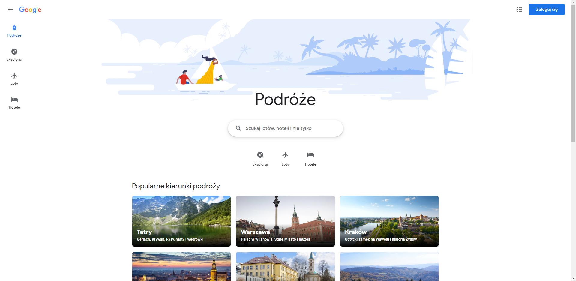 Google Podróże otrzymały sporą aktualizację. Planowanie wycieczek ma być teraz jeszcze prostsze 17