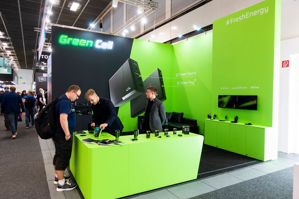 Polski Green Cell w Las Vegas z trzema energetyzującymi nowościami 16