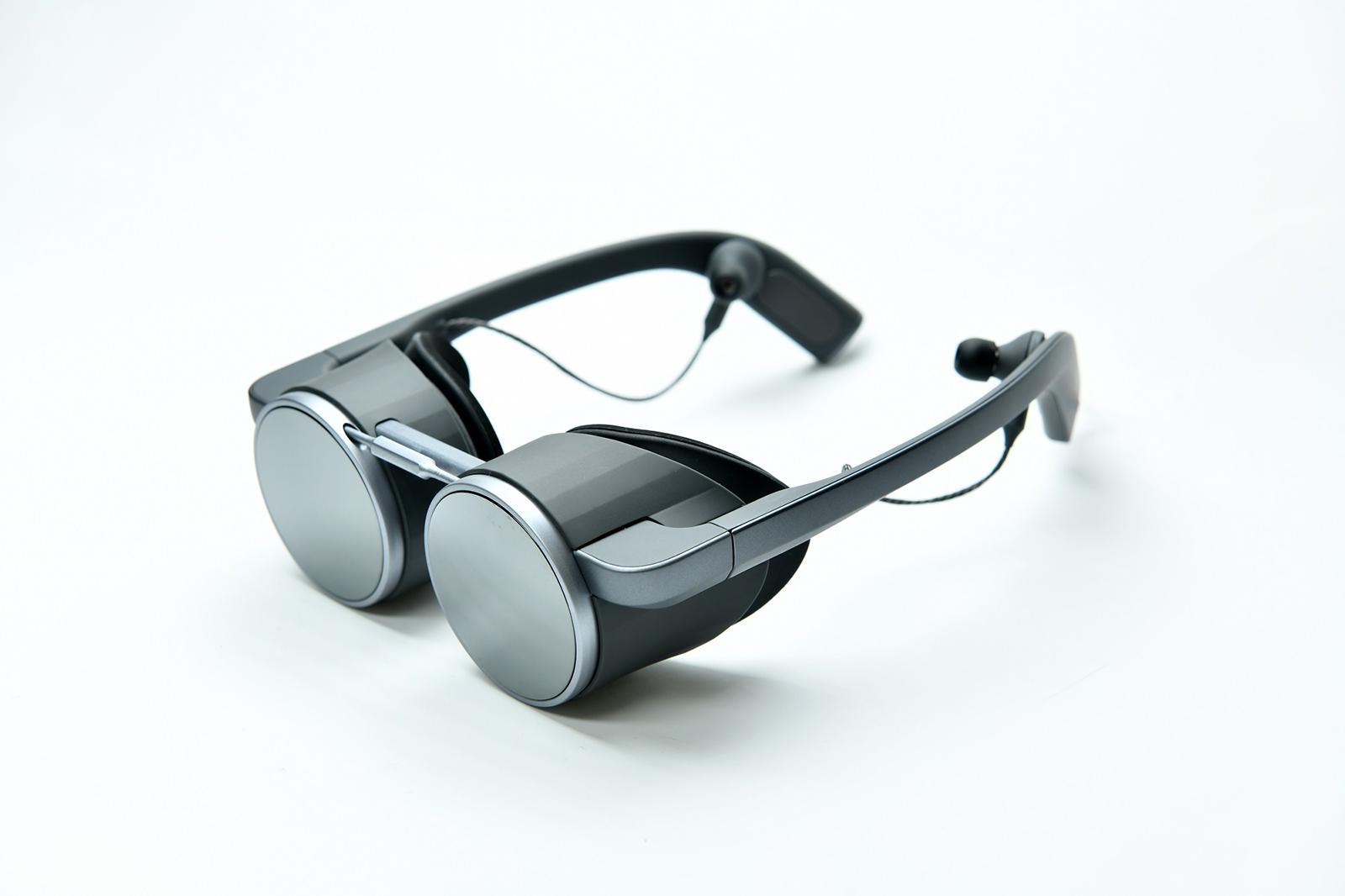 Gogle VR od Panasonic wyglądają jak okulary spawacza. Ale jako pierwsze mają HDR 18