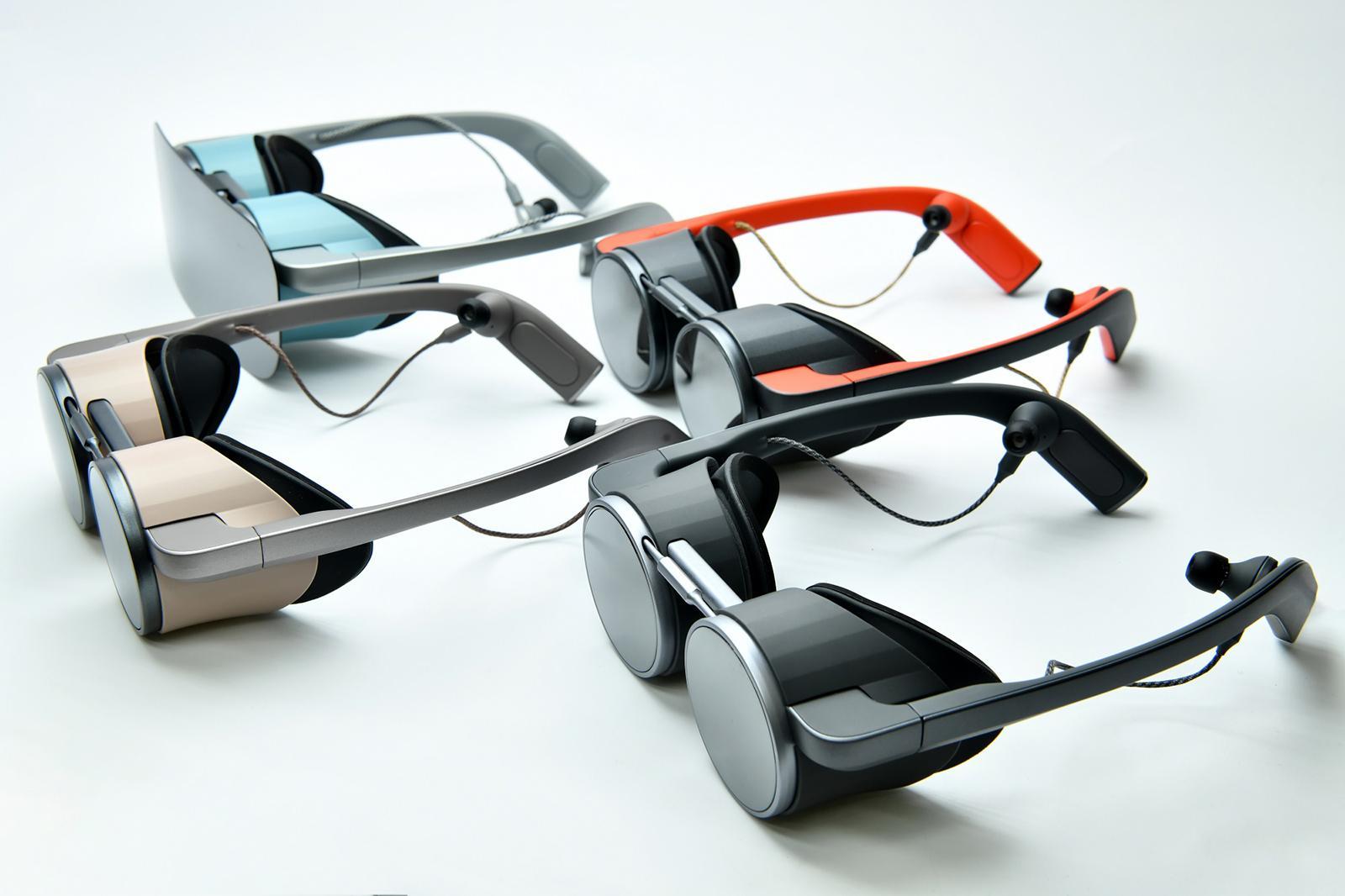 Gogle VR od Panasonic wyglądają jak okulary spawacza. Ale jako pierwsze mają HDR