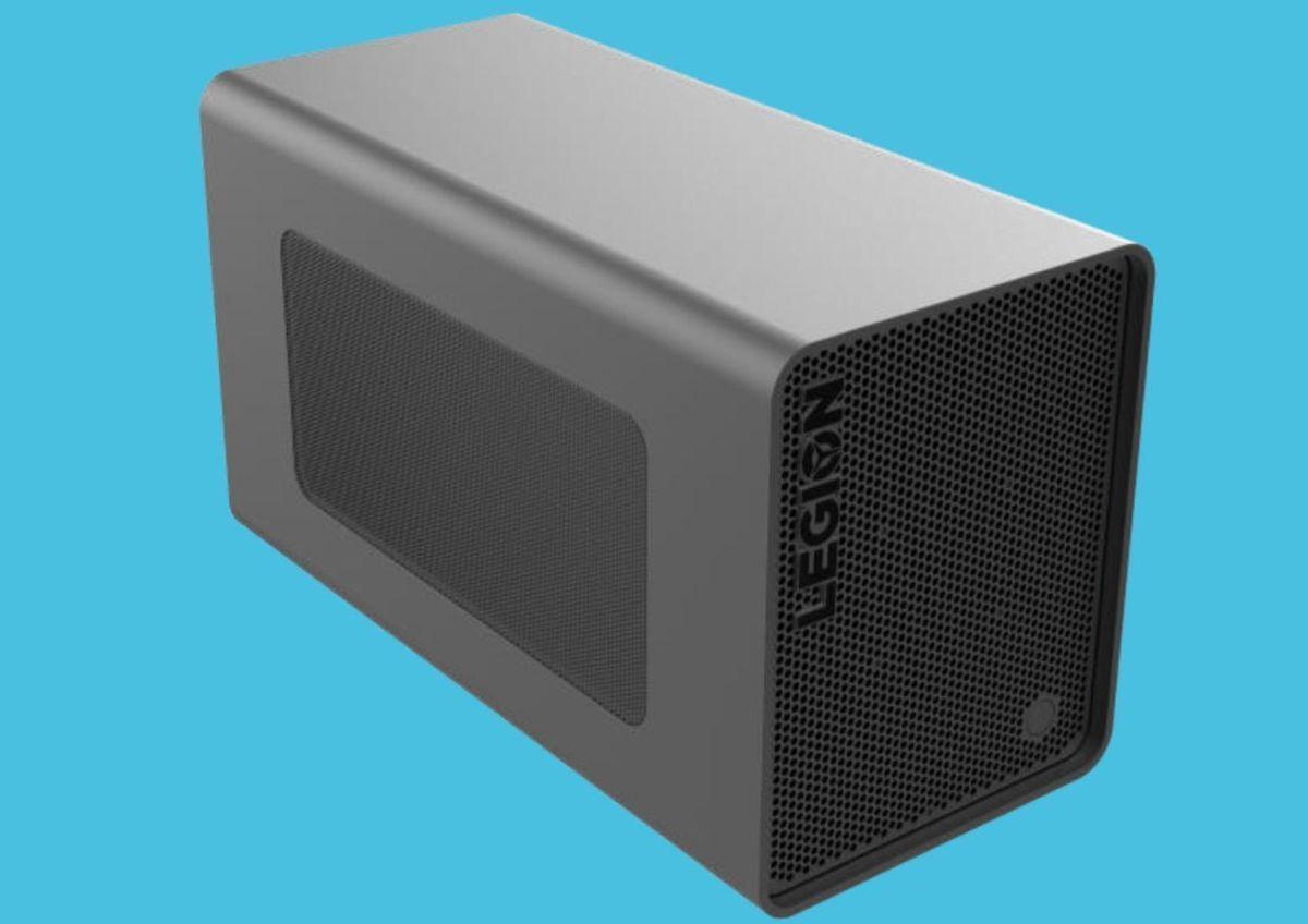 Legion Y740S to pierwszy laptop stworzony z myślą o eGPU od Lenovo