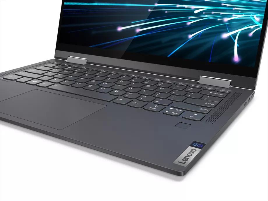 Yoga nabiera koloru. Oto laptop Lenovo Yoga Slim 7 20