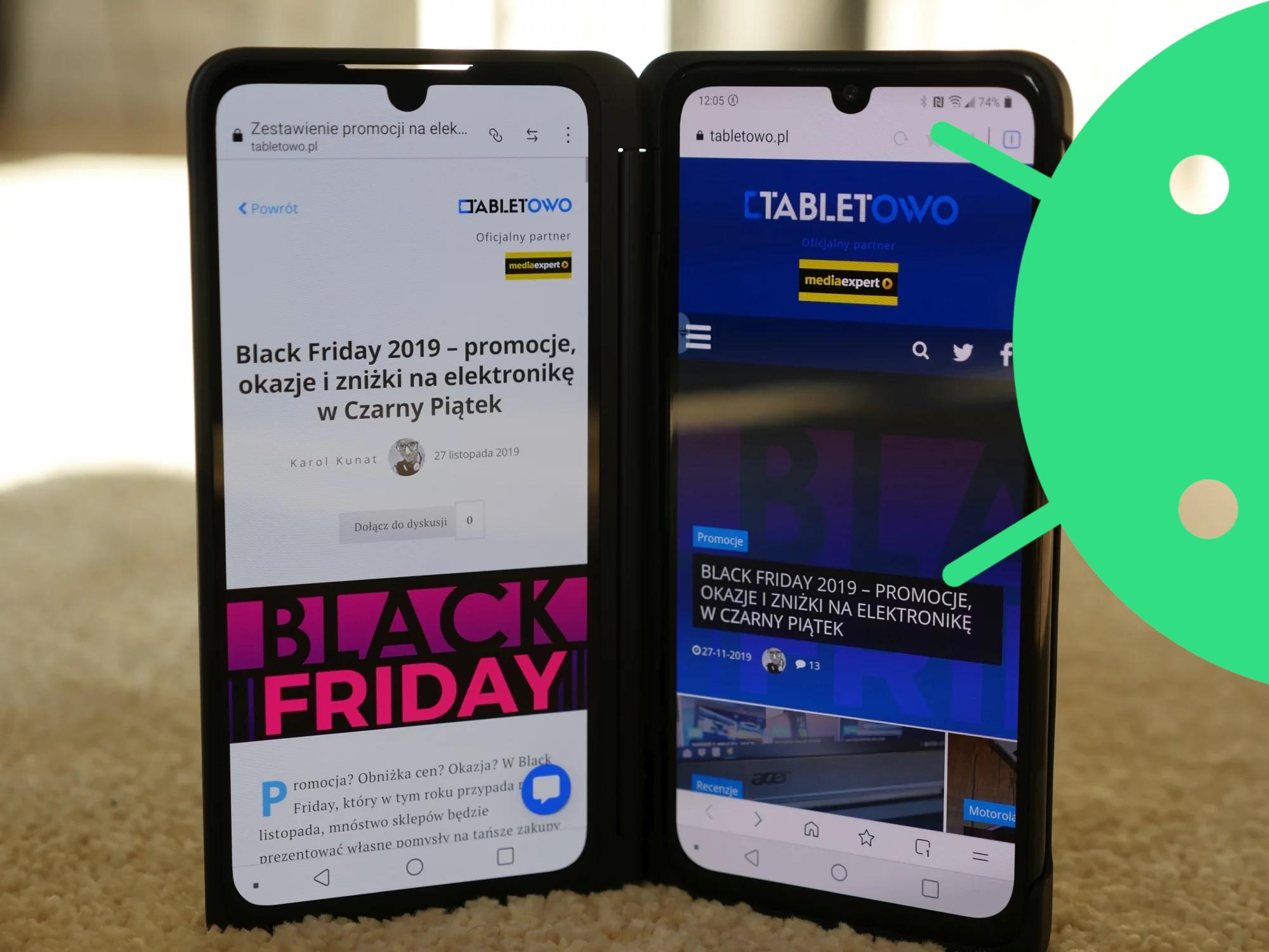 Sprawdź, czy twój smartfon LG dostanie aktualizację systemu do Androida 10