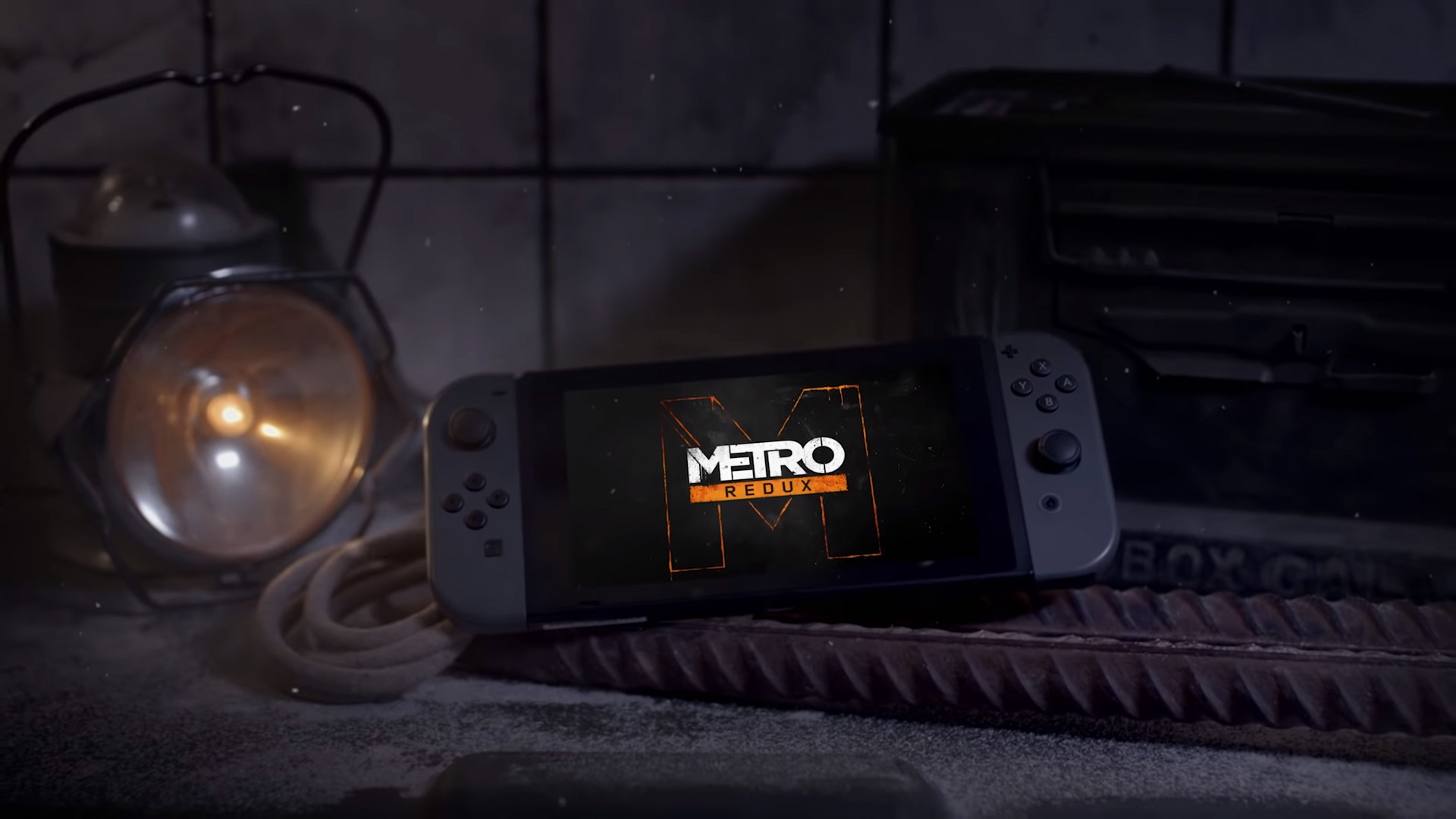 Zagraj w Metro w metrze! Metro Redux zapowiedziane na Nintendo Switch 15
