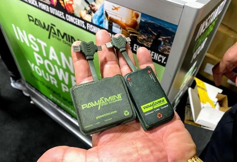 Jednorazowa bateria do smartfona - hit czy kit?