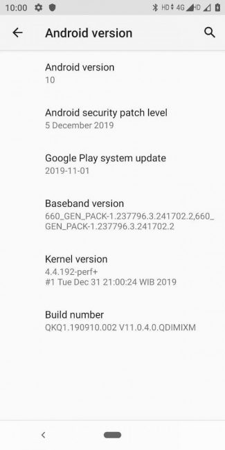 Android 10 tylko dla flagowców? Nie, o ile kupiłeś Xiaomi Mi A2 21