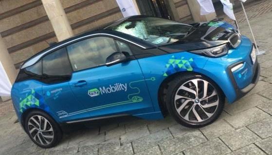 Elektromobilność wkracza na dworce PKP. Przywitajcie nowe, rozszerzone wcielenie PKP Mobility