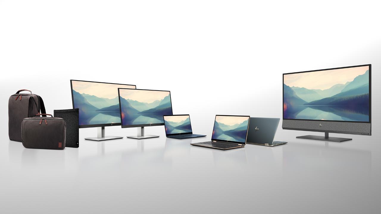 HP odświeża Spectre x360 15 i Elite Dragonfly. W grze kwestie bezpieczeństwa 21