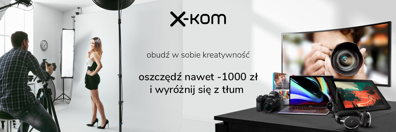 Promocja 4Designers w x-kom ze zniżkami do 1000 zł. Zobacz też bestsellery 2019 17