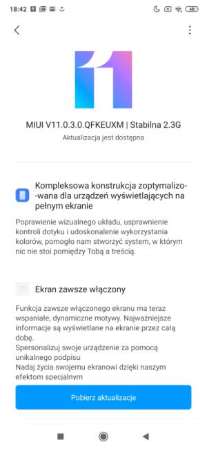 Recenzja świetnego Xiaomi Mi 9T Pro - Mi 9T na sterydach 50