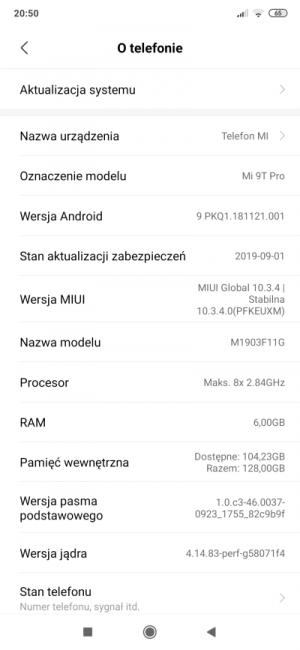Recenzja świetnego Xiaomi Mi 9T Pro - Mi 9T na sterydach 27