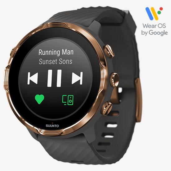 Suunto 7 - naprawdę ciekawy zegarek z Wear OS i Snapdragonem 3100 Sports Mode 18