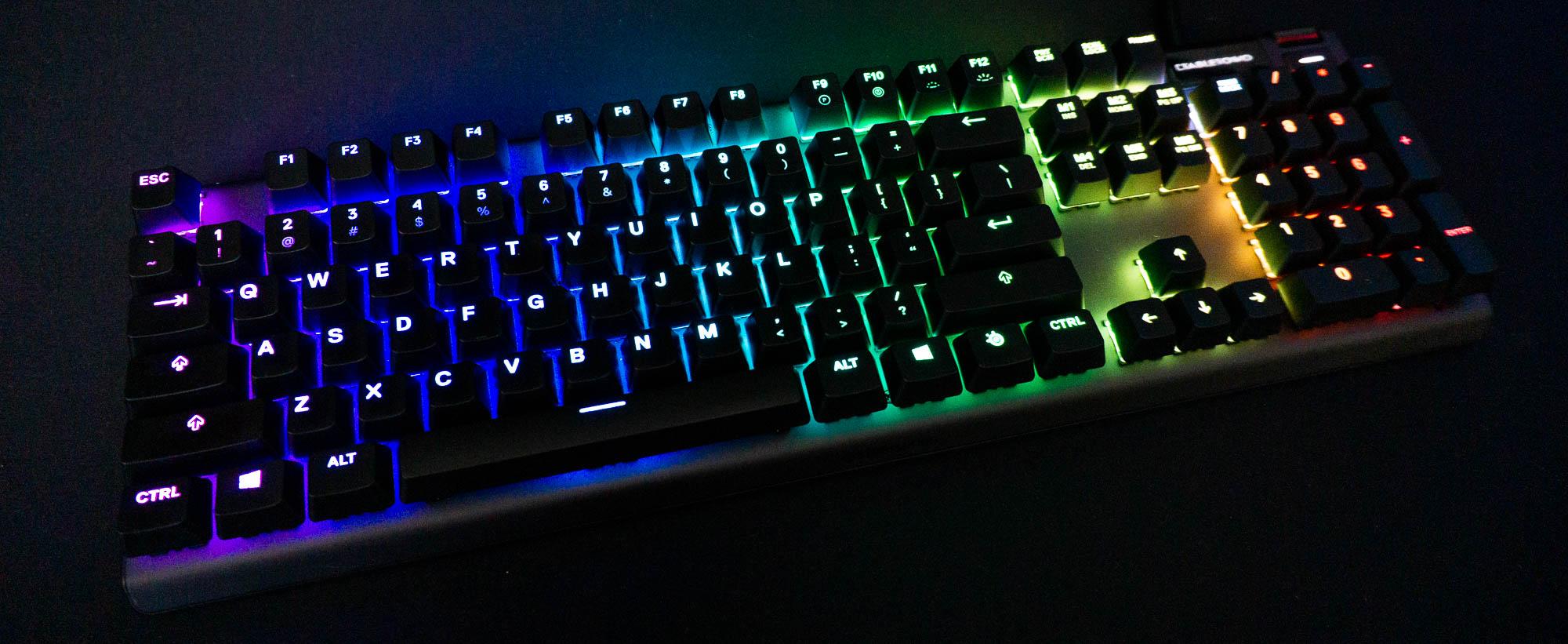 Najlepsza klawiatura dla graczy na świecie - SteelSeries Apex Pro (recenzja)