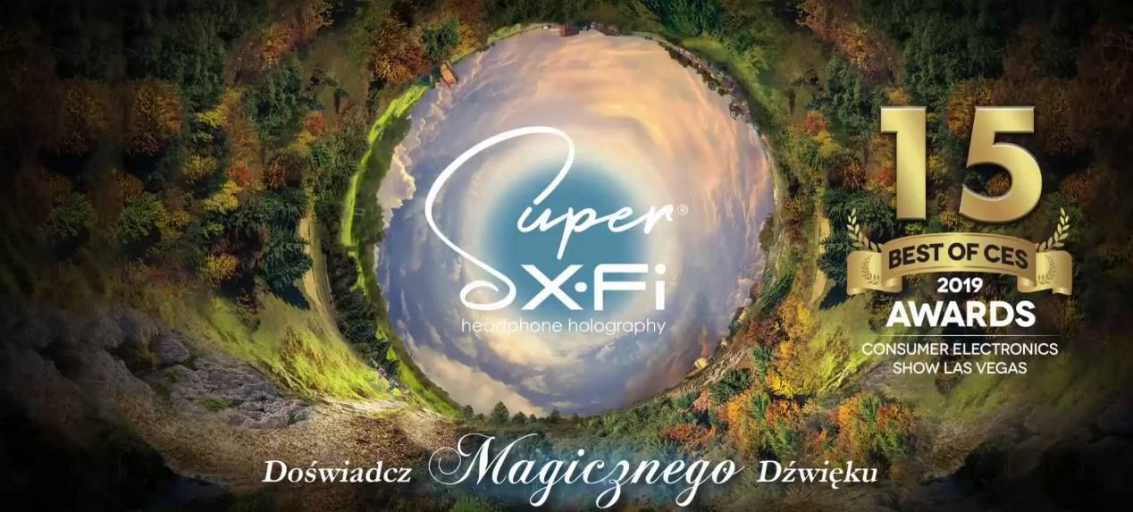 Super X-Fi Gen2 od Creative wznosi brzmienie audio na jeszcze wyższy poziom 18