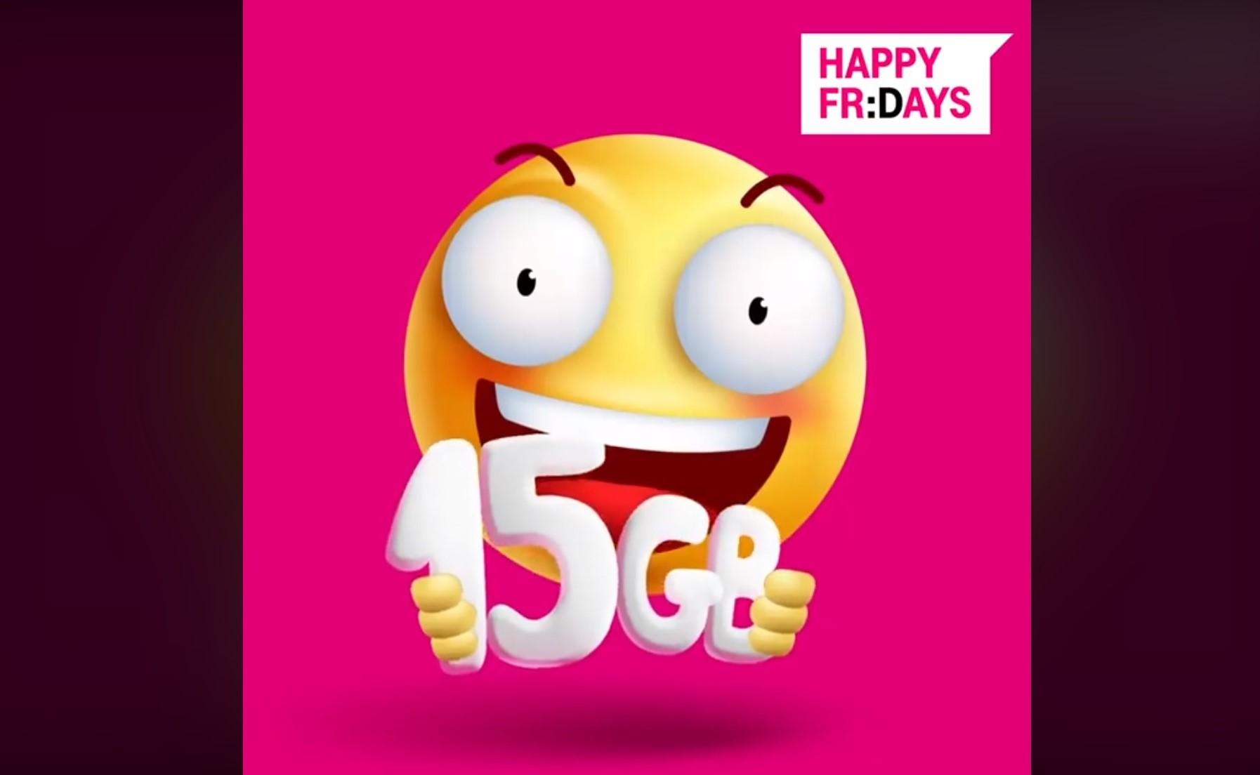 Odbierz 15 GB darmowego internetu od T-Mobile - tylko dziś i jutro! 21