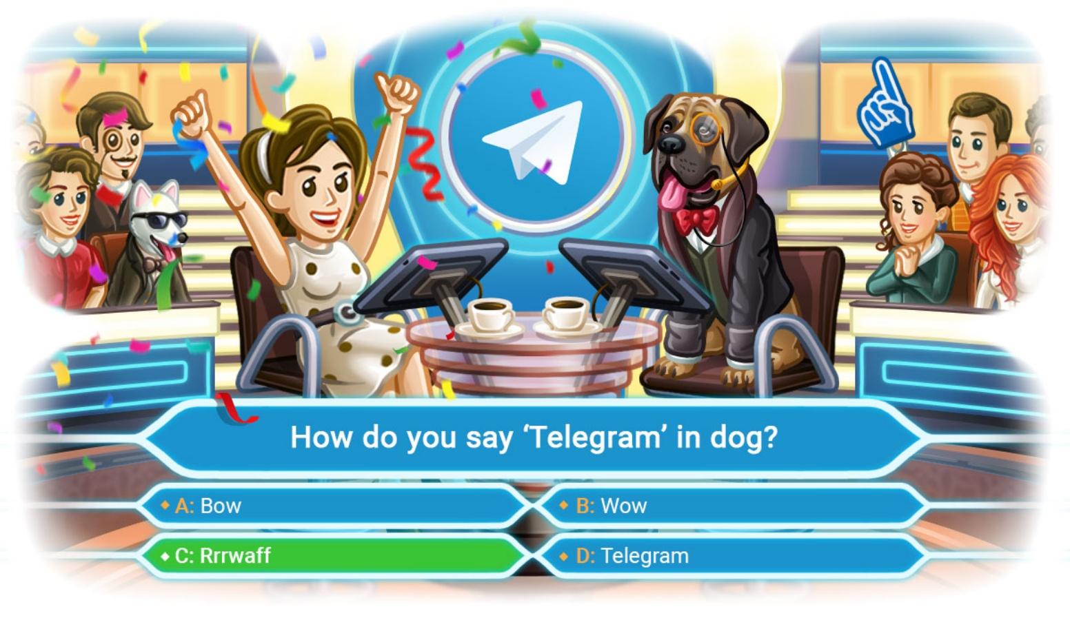 Pół miliarda instalacji Telegrama na Androidzie. Pawieł Durow pewnie się cieszy 20