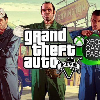Xbox Game Pass GTA V Grand Theft Auto V GTA 5