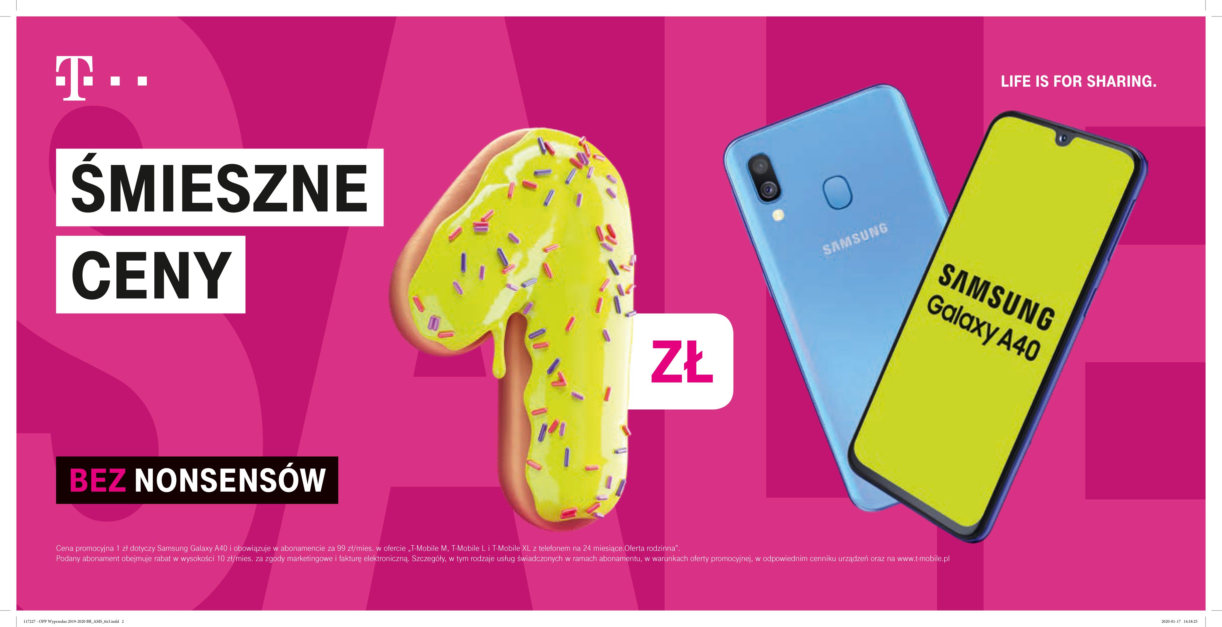 T-Mobile ma nowe abonamenty dla klientów indywidualnych w Polsce. Czy te ceny są śmieszne?