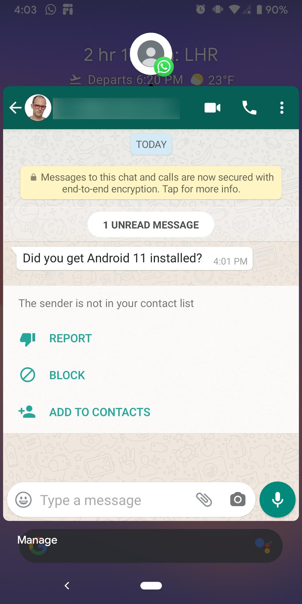 Android 11 nie wyłączy Ci Bluetooth, jeśli włączysz tryb samolotowy (+ kilka innych, ciekawych nowości) 21