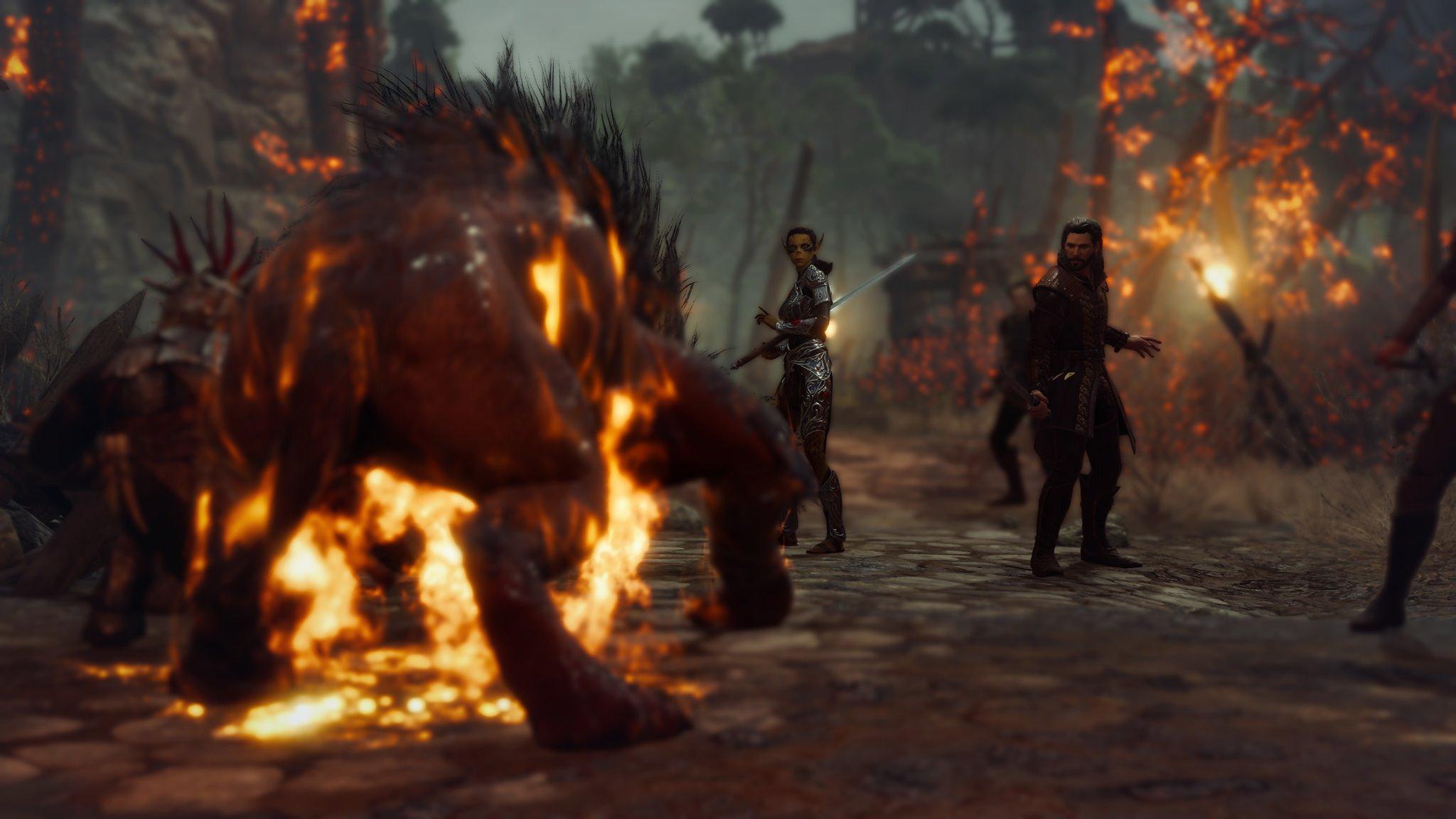 Baldur's Gate III: oficjalne zrzuty ekranu i zapowiedź dzisiejszej prezentacji! 28
