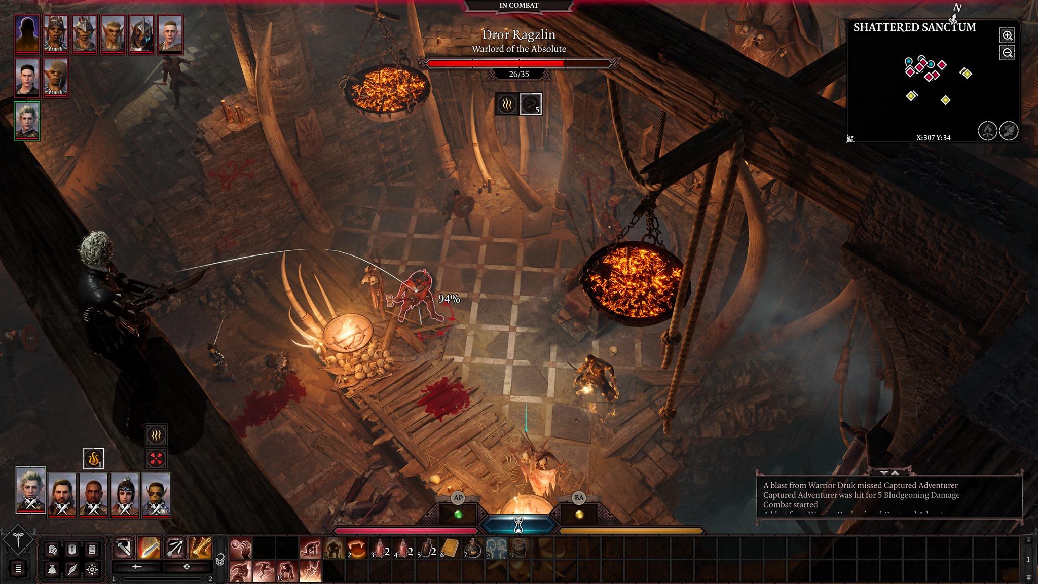 Baldur's Gate III: oficjalne zrzuty ekranu i zapowiedź dzisiejszej prezentacji! 19