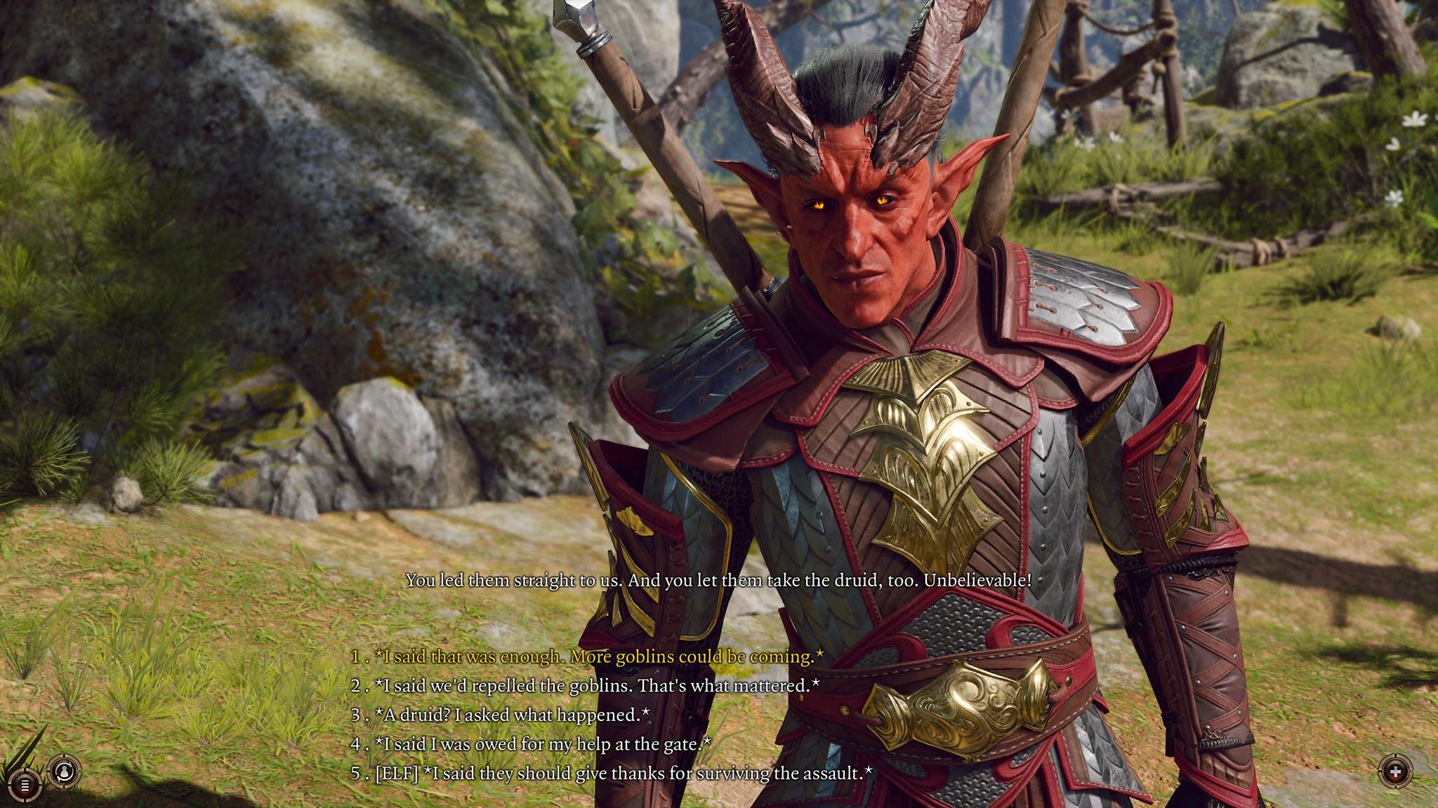 Baldur's Gate III: oficjalne zrzuty ekranu i zapowiedź dzisiejszej prezentacji! 24