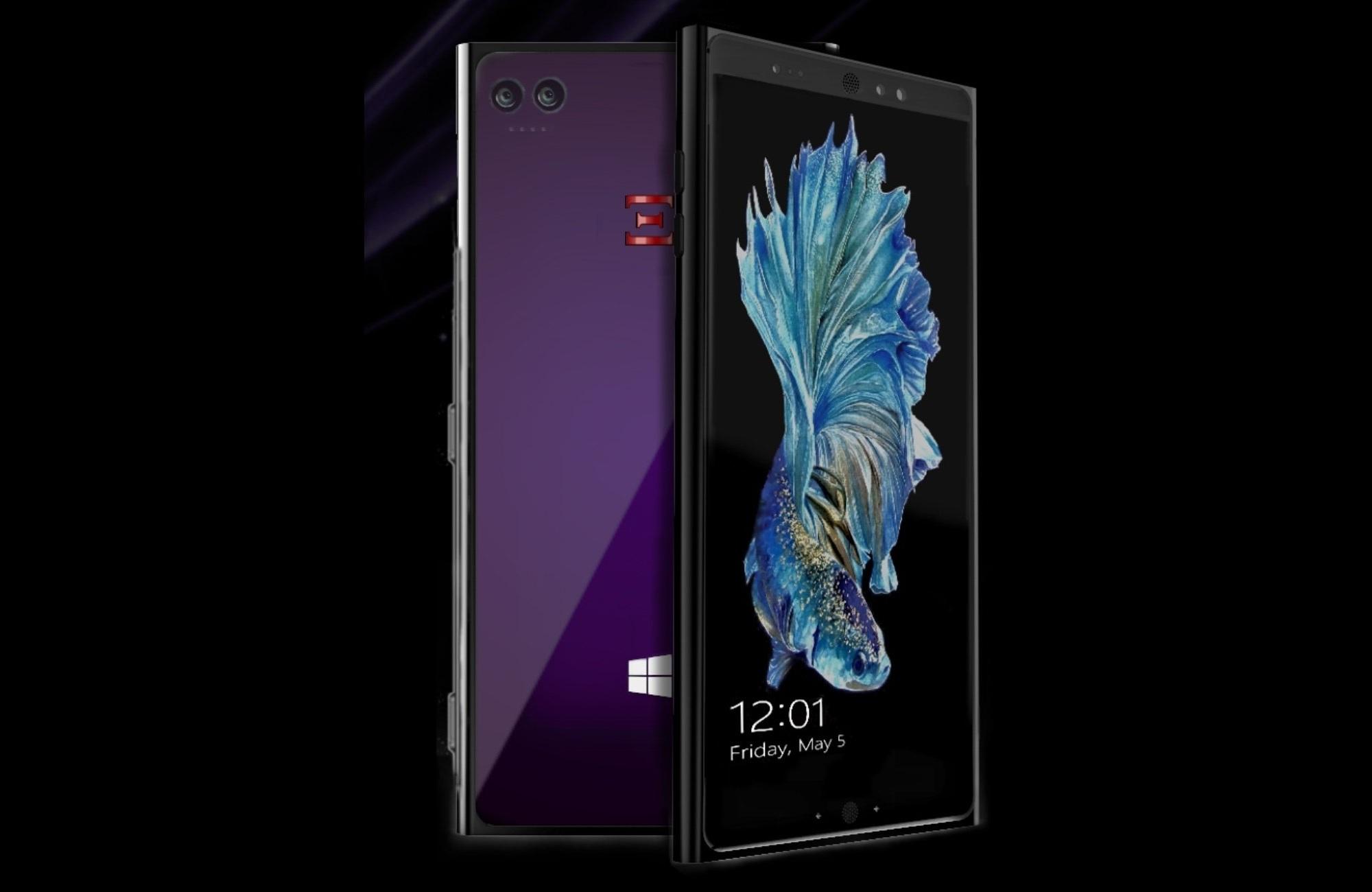 smartfon Emperion Nebulus